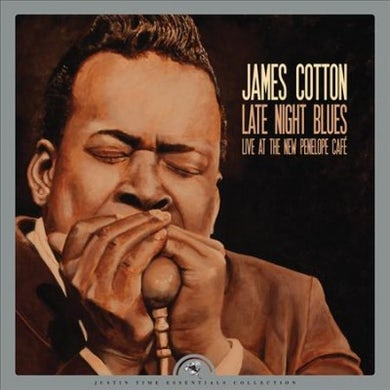 Late Night Blues (Live at The New Penelope Cafe) Vinyl Record