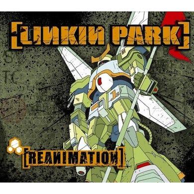 Linkin Park Reanimation Vinyl Record