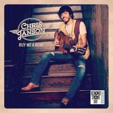 Chris Janson Buy Me a Boat Vinyl Record