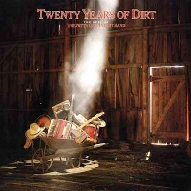 Twenty Years of Dirt: The Best of The Nitty Gritty Dirt Band Vinyl Record