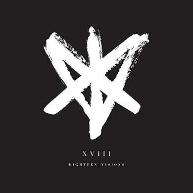 Eighteen Visions XVIII Vinyl Record