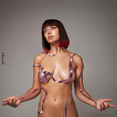 Charli XCX Charli Charli (Clear) Vinyl Record
