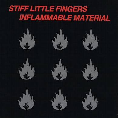 Inflammable Material (IE) Vinyl Record