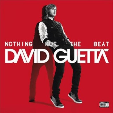 David Guetta Nothing But The Beat (Red) Vinyl Record