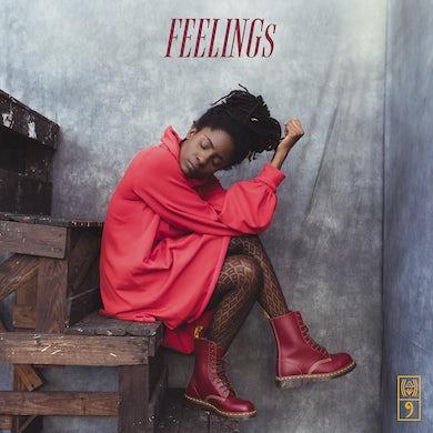 Jah9 Feelings Vinyl Record
