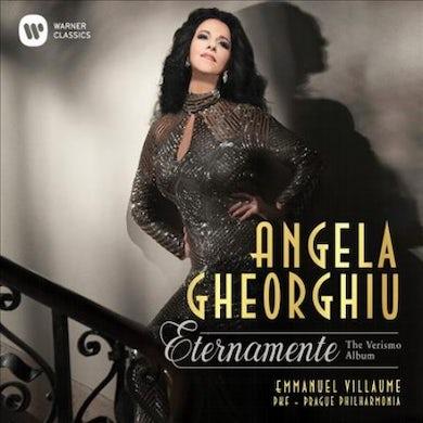Angela Gheorghiu Eternamente (Verismo Arias) Vinyl Record