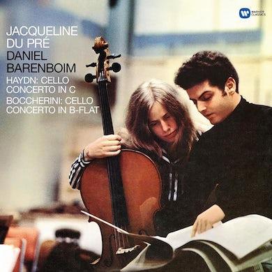 Jacqueline Du Pre Haydn: Cello Concerto in C/Boccherini: Cello Concerto Vinyl Record