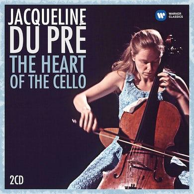 Jacqueline Du Pre Heart of The Cello Vinyl Record
