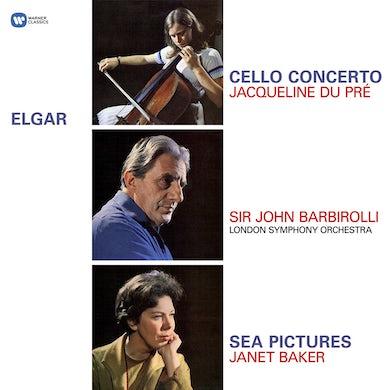 Elgar: Cello Concerto, Sea Pictures Vinyl Record