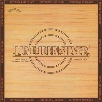 Long John Silver Vinyl Record