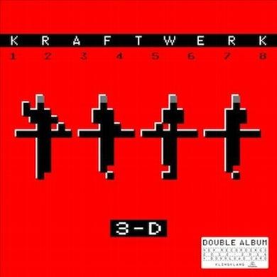 3-D: The Catalogue Vinyl Record