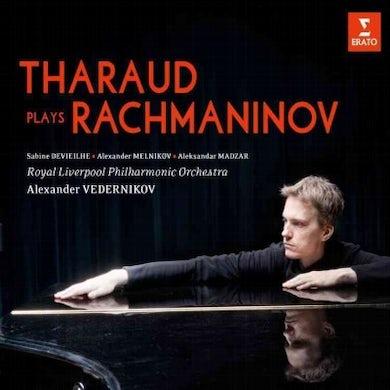 Alexandre Tharaud Rachmaninov: Piano Concerto No. 2, Vocalise, 2 Pieces for 6 hands, Morceau de Fantaisie Vinyl Record