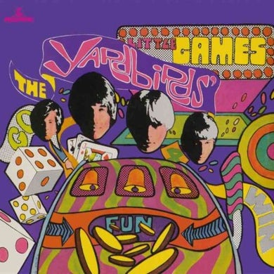 The Yardbirds Little Games Vinyl Record