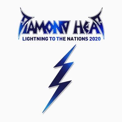 Diamond Head Lightning To The Nations 2020 Vinyl Record