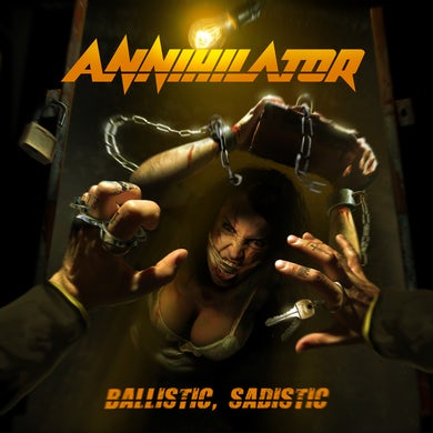 Ballistic sadistic Vinyl Record
