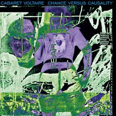 Cabaret Voltaire Chance versus causality Vinyl Record