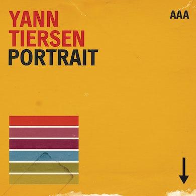 Yann Tiersen Portrait Vinyl Record
