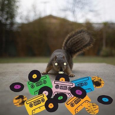Evidence Squirrel Tape Instrumentals: Vol. 1 Vinyl Record