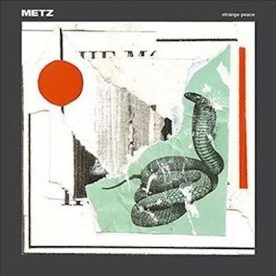Metz Strange Peace Vinyl Record