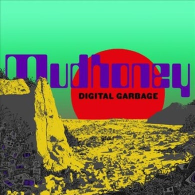 Digital Garbage Vinyl Record
