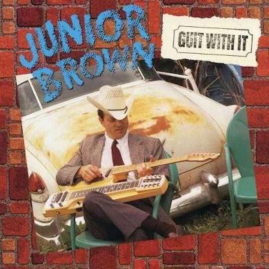 Junior Brown Guit with It Vinyl Record
