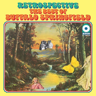 Retrospective: The Best Of Buffalo Springfield Vinyl Record