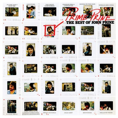 John Prine Prime Prine: The Best Of John Vinyl Record
