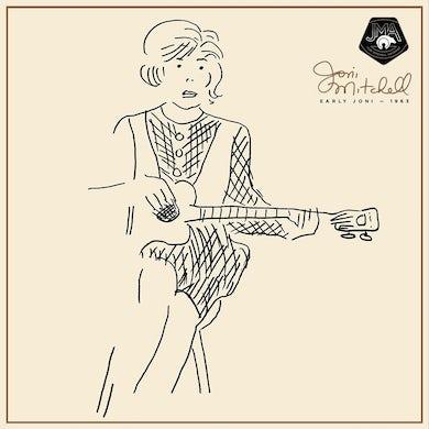 Early Joni   1963 Vinyl Record