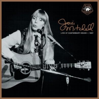 Live At Canterbury House  1967 Vinyl Record