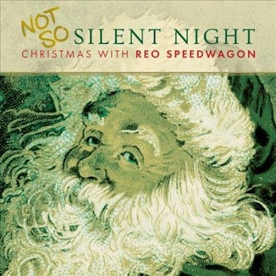 Not So Silent...Christmas with REO Speedwagon Vinyl Record