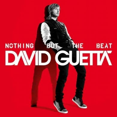 David Guetta Nothing But The Beat Vinyl Record