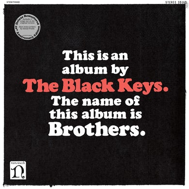 Brothers  Deluxe Remaster Vinyl Record