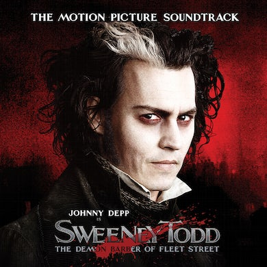 Sweeney Todd: The Demon Barber Vinyl Record
