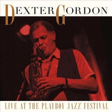 Dexter Gordon Live at The Playboy Jazz Festival Vinyl Record