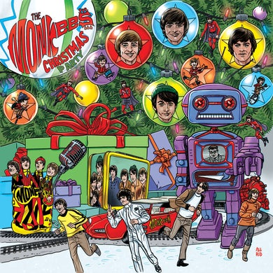 The Monkees Christmas Party (Red or Green) (Brick & Mortar Exclusive) Vinyl Record