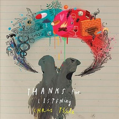 Chris Thile Thanks for Listening Vinyl Record