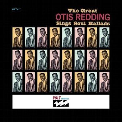 Great Otis Redding Sings Soul Ballads Vinyl Record