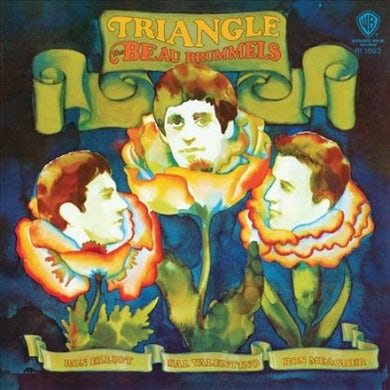 The Beau Brummels Triangle Vinyl Record