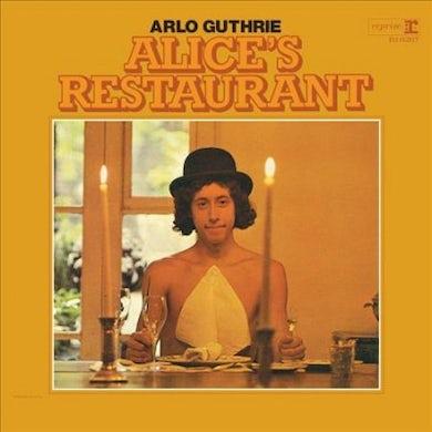 Arlo Guthrie Alice's Restaruant Vinyl Record