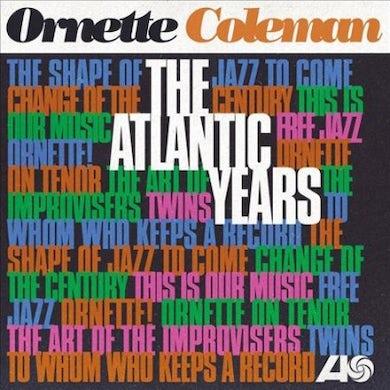 Atlantic Years Vinyl Record