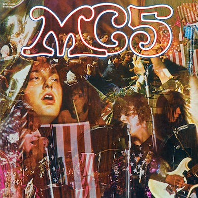MC5 Kick Out The Jams  Ie Syeor 2020 Vinyl Record