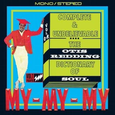 Complete & Unbelievable: The Otis Redding Dictionary of Soul Vinyl Record