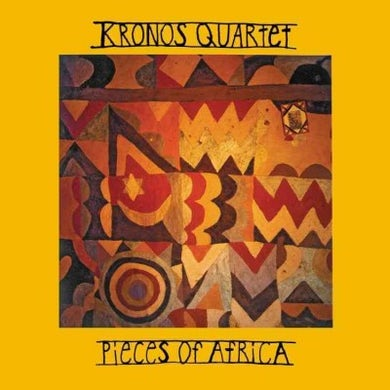 Pieces of Africa Vinyl Record