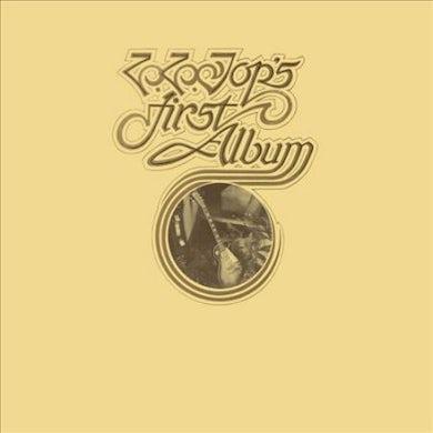 ZZ Top's First Album Vinyl Record
