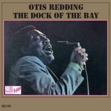 Dock of The Bay Vinyl Record