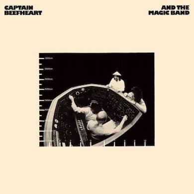 Captain Beefheart Clear Spot Vinyl Record
