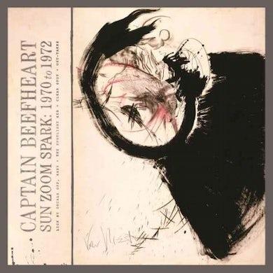 Captain Beefheart Sun, Zoom, Spark: 1970 to 1972 Vinyl Record