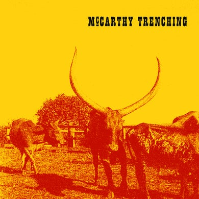 Mccarthy Trenching Vinyl Record