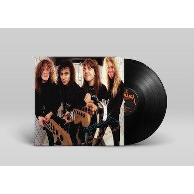 Metallica 5.98 EP: Garage Days Re-Revisited Vinyl Record