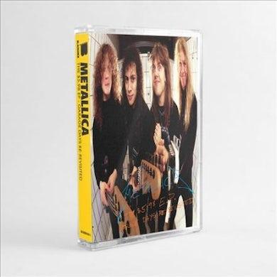 Metallica $5.98 EP: Garage Days Re-Revisited (Cassette) Vinyl Record
